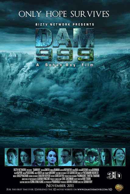 Dam 999 HD Wallpaper Poster