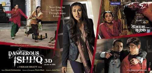 Dangerous Ishq Karishma Poster
