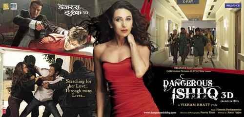Dangerous Ishq Of Karishma Kapoor Poster