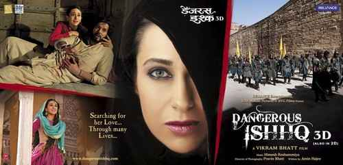 Dangerous Ishq Photos Poster