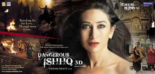 Dangerous Ishq Pics Poster