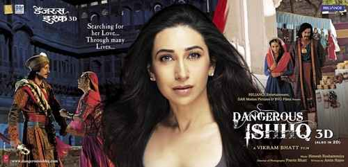 Dangerous Ishq Pictures Poster