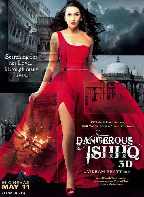 Dangerous Ishq Poster