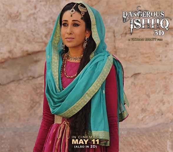 Dangerous Ishq Karishma Kapoor Pictures Stills