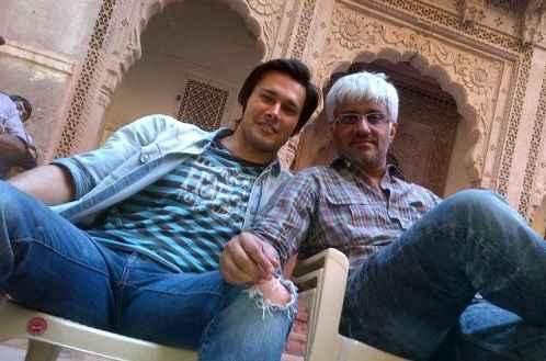 Dangerous Ishq Rajneesh Duggal And Vikram Bhatt Stills