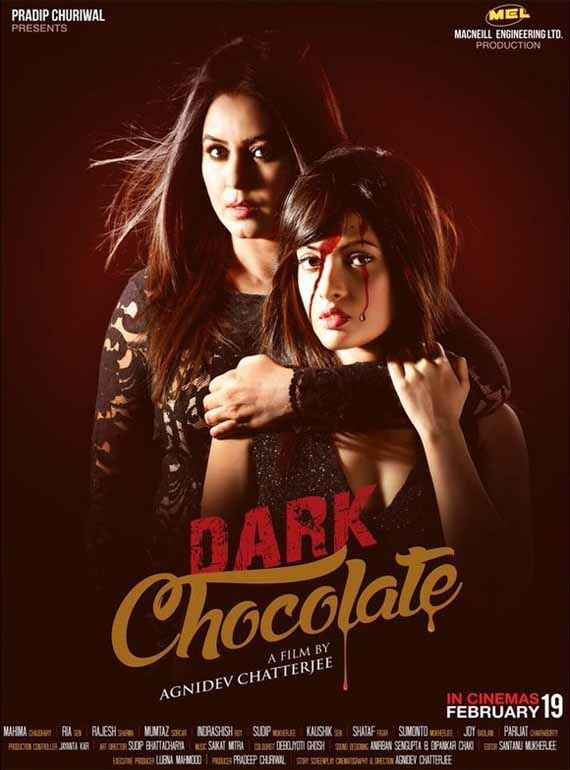 Dark Chocolate Poster
