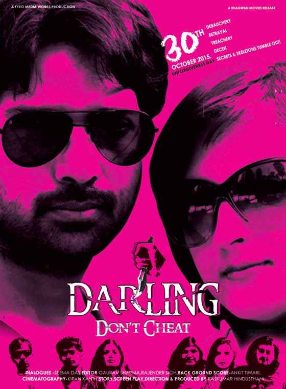 Darling Don't Cheat Image Poster