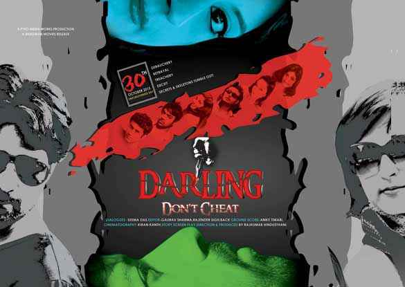Darling Don't Cheat  Poster