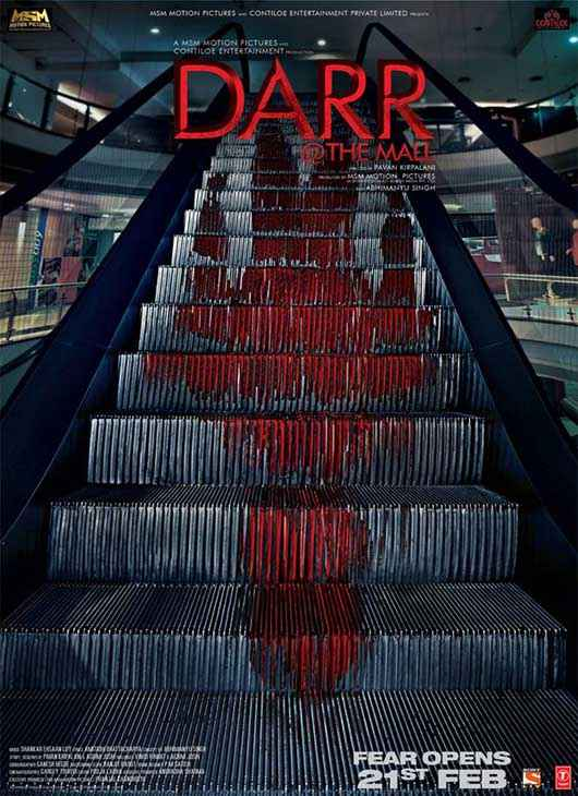 Darr At The Mall First Look Poster