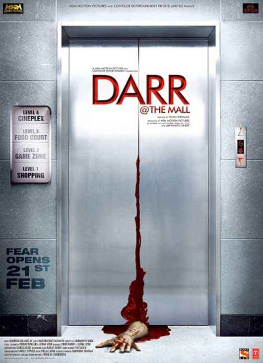 Darr At The Mall Wallpaper Poster