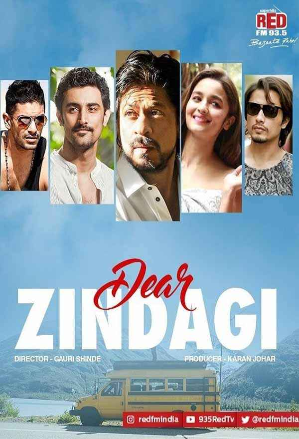 Dear Zindagi 2016 Movie Songs Lyrics Videos Trailer Amp Release Date