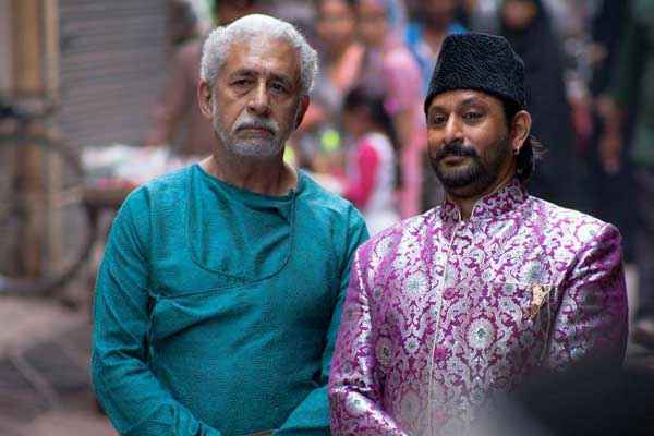 Dedh Ishqiya Arshad Warsi, Naseeruddin Shah Stills