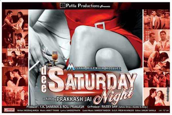 Dee Saturday Night Hot Mahi Khanduri Poster