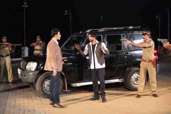 Dee Saturday Night Arif Zakaria Prashant Narayanan Scene Stills