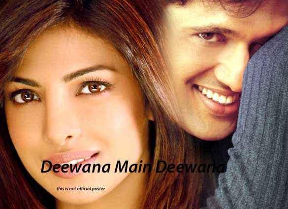 Deewana Main Deewana 2012  Poster