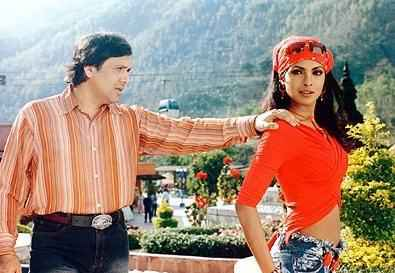 Deewana Main Deewana 2012 Govinda Priyanka Chopra In Song Stills