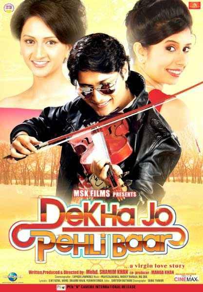 Dekha Jo Pehli Baar Image Poster