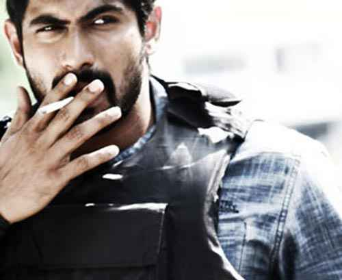 Department Star Cast Rana Daggubati