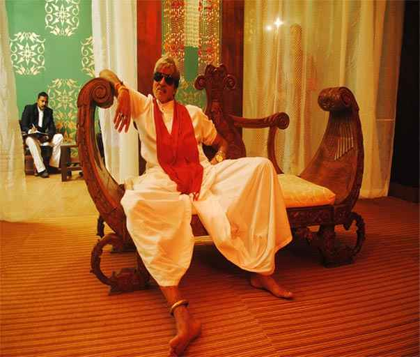 Department Amitabh Bachchan Stills