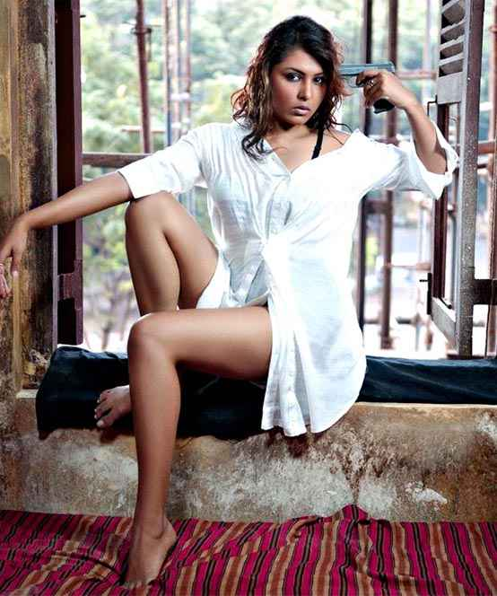 Department Madhu Shalini Hot Photos Stills