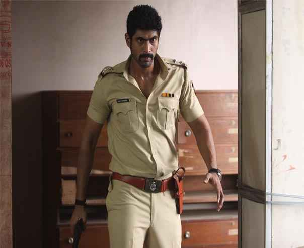 Department Rana Daggubati Photos Stills