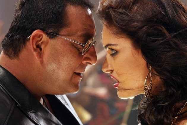 Department Sanjay Dutt and Nathalia Kaur Stills