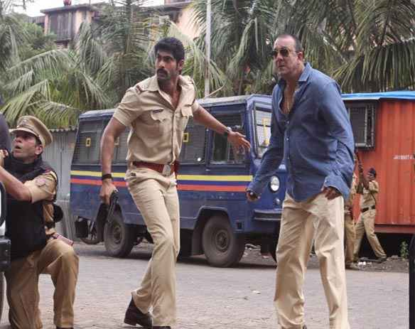 Department Sanjay Dutt and Rana Daggubati Stills