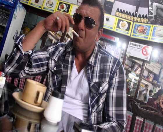Department Sanjay Dutt Stills