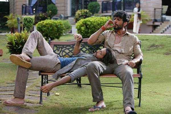 Desi Kattey Jay Bhanushali Akhil Kapur Stills