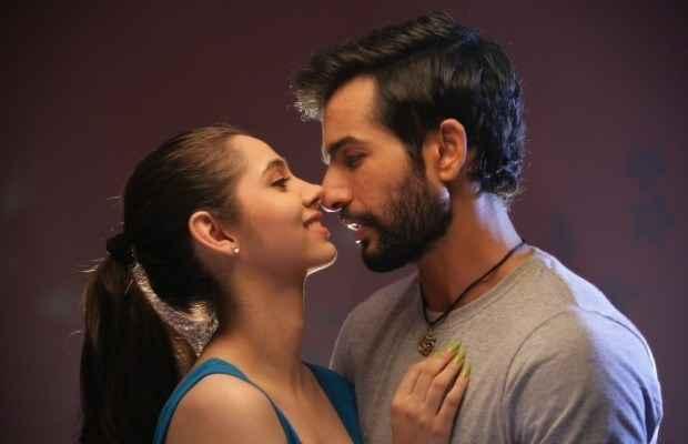 Desi Kattey Jay Bhanushali Sasheh Aagha Romance Pics Stills