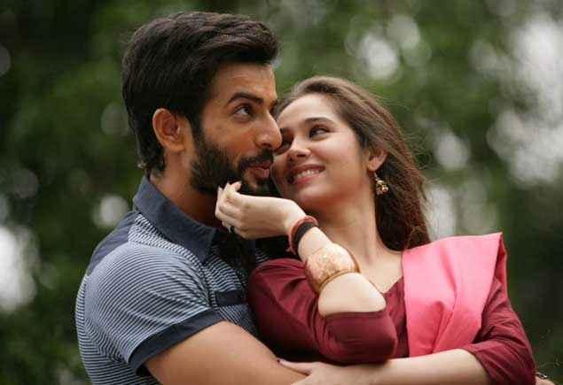 Desi Kattey Jay Bhanushali Sasheh Aagha Romance Stills