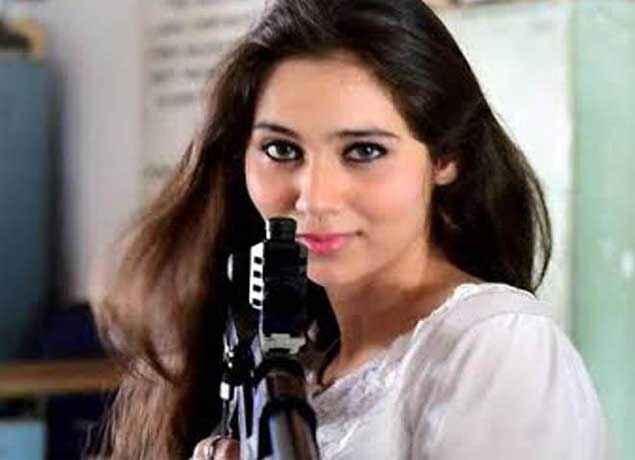 Desi Kattey Sasheh Aagha With Gun Stills