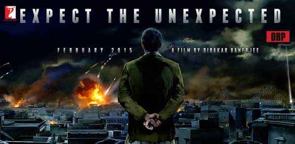 Detective Byomkesh Bakshi First Look Poster