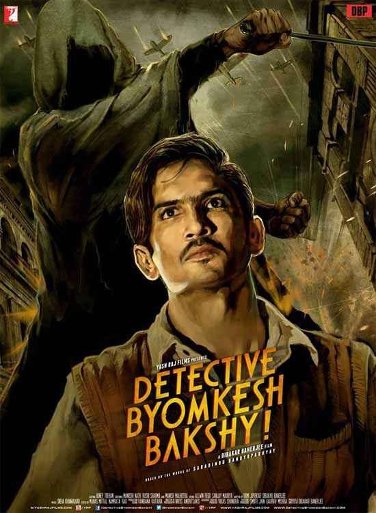 Detective Byomkesh Bakshi  Poster