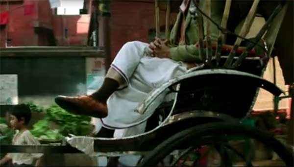 Detective Byomkesh Bakshi Sushant Singh Rajput In Dhoti Stills