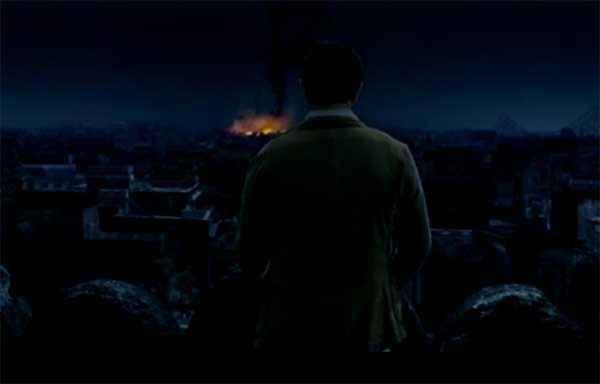 Detective Byomkesh Bakshi Sushant Singh Rajput Night Pics Stills
