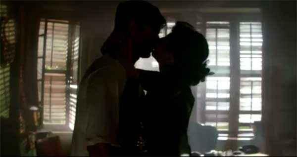 Detective Byomkesh Bakshi Sushant Singh Rajput Swastika Mukherjee Kissing Scene Stills