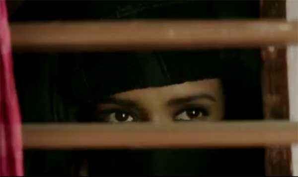 Detective Byomkesh Bakshi Swastika Mukherjee Eyes Stills