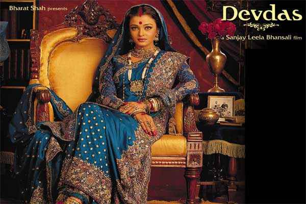 Devdas (2002) Aishwarya Rai Poster