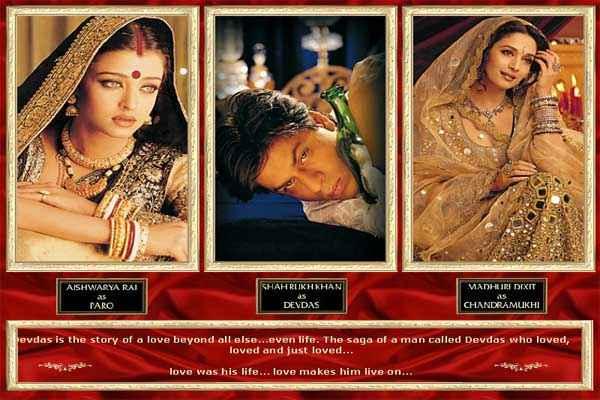 Devdas (2002) Images Poster