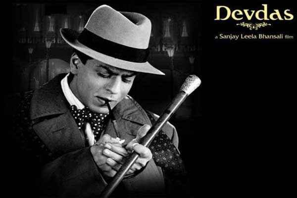 Devdas (2002) SRK Poster