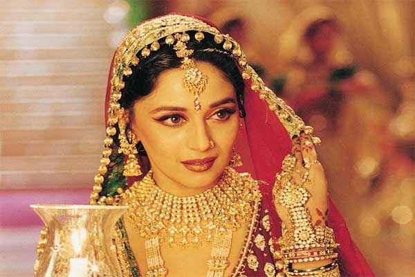Devdas (2002) Madhuri dixit Bridal pics Stills