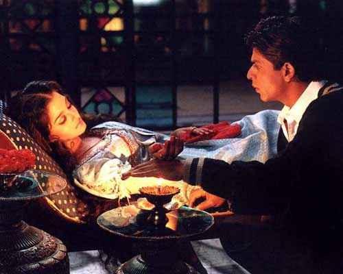 Devdas (2002) Shah Rukh Khan Aishwarya Rai Pics Stills