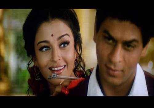 Devdas (2002) Shah Rukh Khan Aishwarya Rai Stills