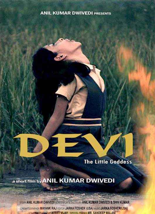 Devi The Little Goddess  Poster