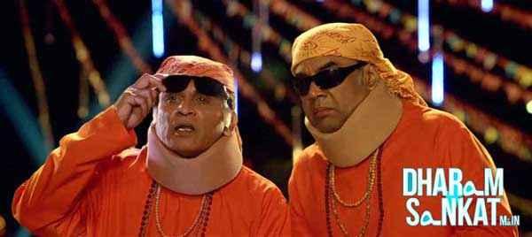 Dharam Sankat Mein Annu Kapoor Paresh Rawal In Baba Role Stills
