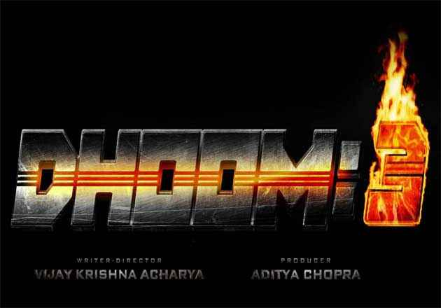Dhoom 3 Images Poster