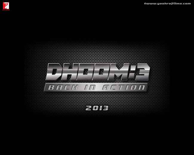 Dhoom 3 Photos Poster