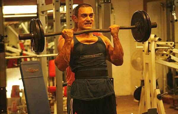 Dhoom 3 Aamir Khan Body Stills