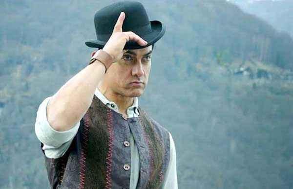 Dhoom 3 Aamir Khan Cap Style Stills